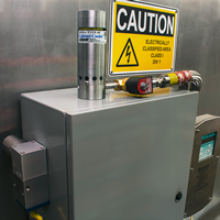 EXAIR HazLoc Cabinet Cooler Systems