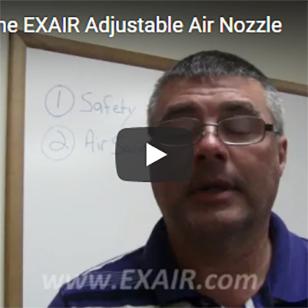 Air Nozzles & Jets - Adjustable Air Nozzles