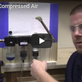 Filters - Why You Should Filter Compressed Air
