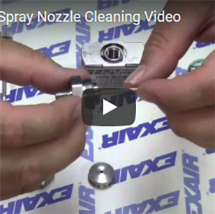 Atomizing Nozzles - How to Clean