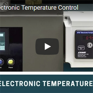 Cabinet Coolers - Electronic Temperature Control