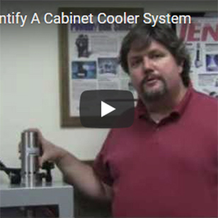 Cabinet Coolers - How to Identify