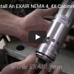 Cabinet Coolers - Installing a NEMA 4/4X System