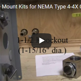 Cabinet Coolers - Setting Up a Side Mount Kit