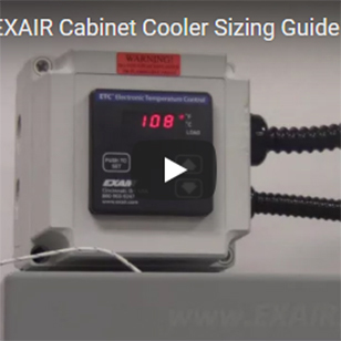 Cabinet Coolers - Sizing Guide Tutorial