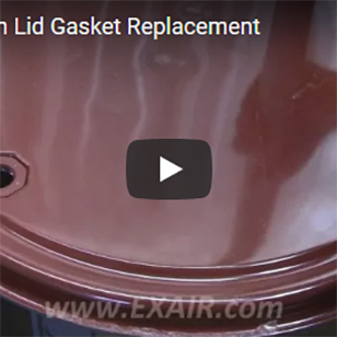 Drum Lid Gasket - Replacement