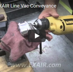 Line Vacs - Increasing Conveyance