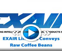 Line Vacs - Conveying Raw Coffee Beans