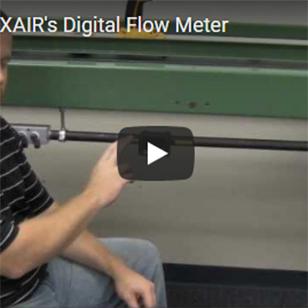 Optimization - Installing the Digital Flowmeter