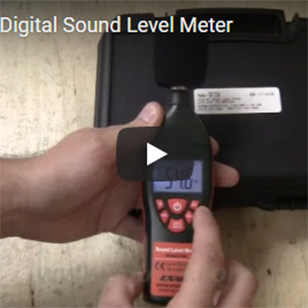 Optimization - The Digital Sound Level Meter