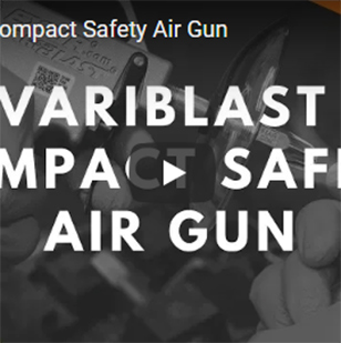 Safety Air Guns - VariBlast Compact Safety Air Gun Demonstration