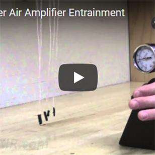 Air Amplifiers - Air Entrainment