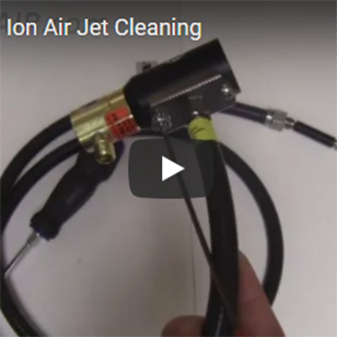 Gen4 Static Eliminators - Cleaning an Ion Air Gun