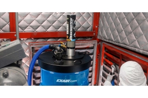 New EasySwitch HEPA Wet-Dry Vac Simplifies the Process of Vacuuming Wet and Dry Materials