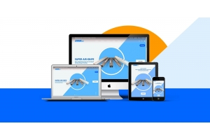New Look Website Offers Faster Speeds, Updated Themes, and Improved Interface