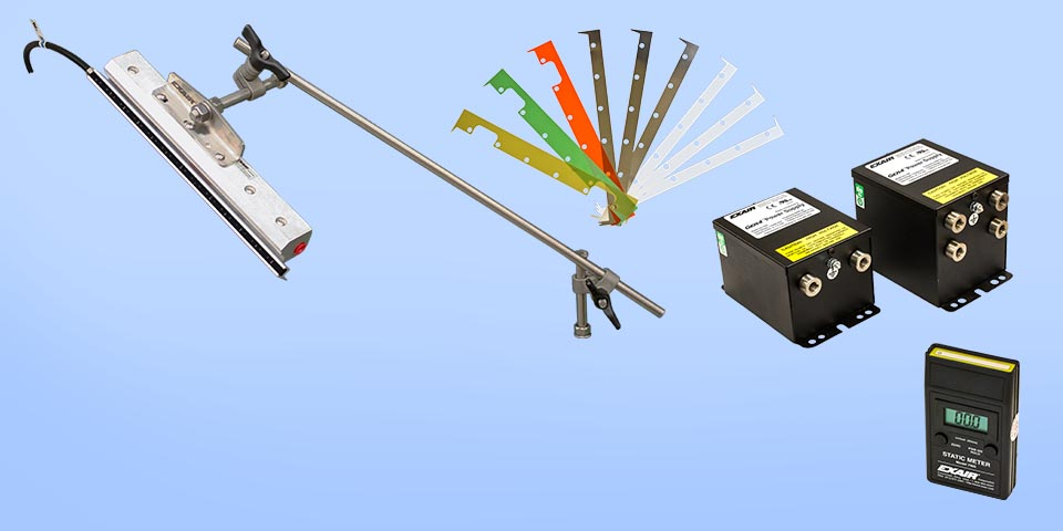 """30/"""" by EXAIR Model 7030 Details about  /Ionizing bar for static elimination"""