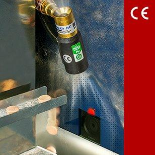 EXAIR Corporation – manufacturing Intelligent Compressed Air