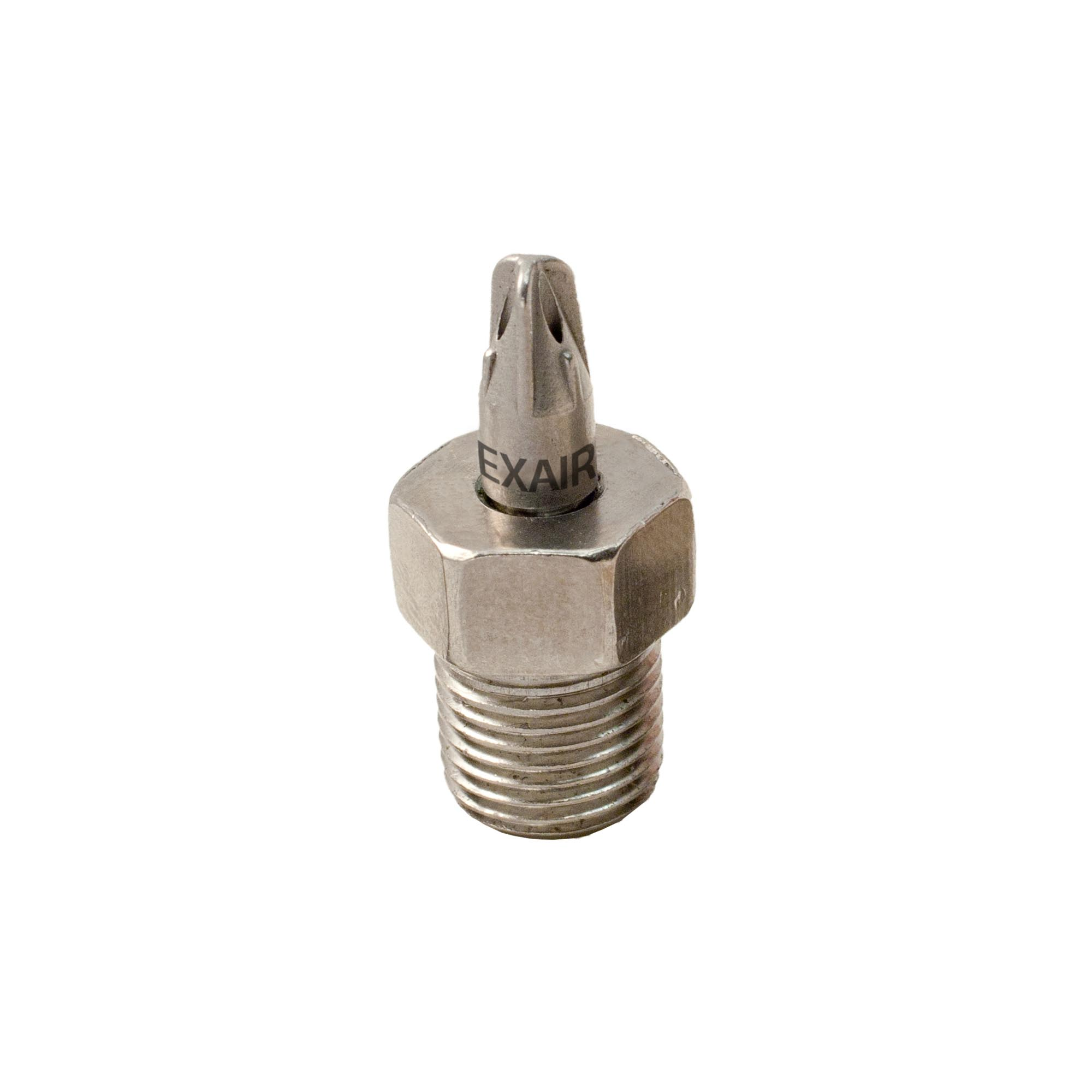 NPT version of Stainless Steel Pico Super Air Nozzle