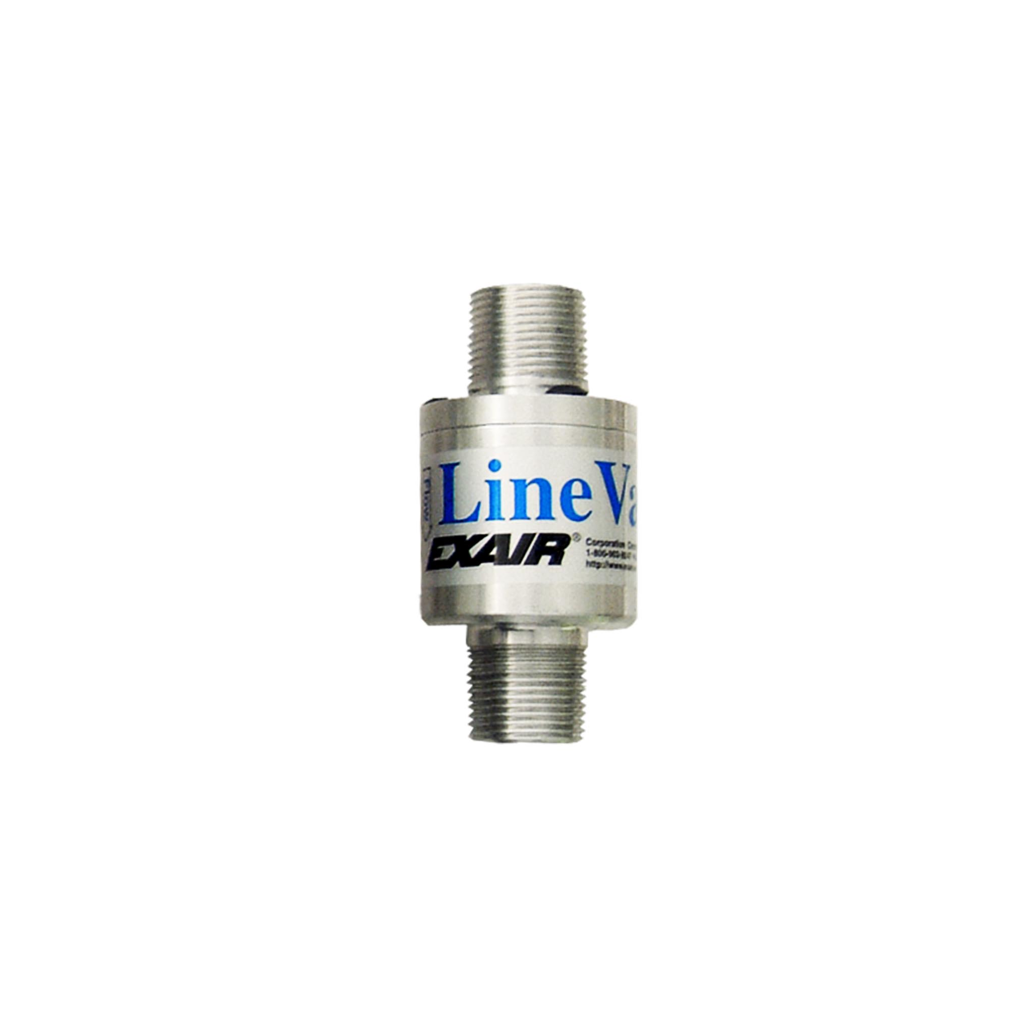 Model 140075 3/4 NPT Alum. Threaded Line Vac