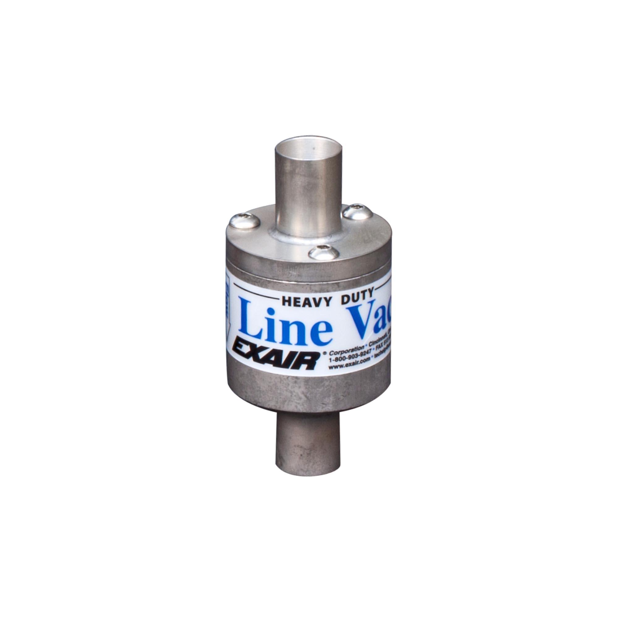 """Model W150075 3/4"""" Heavy Duty Line Vac"""