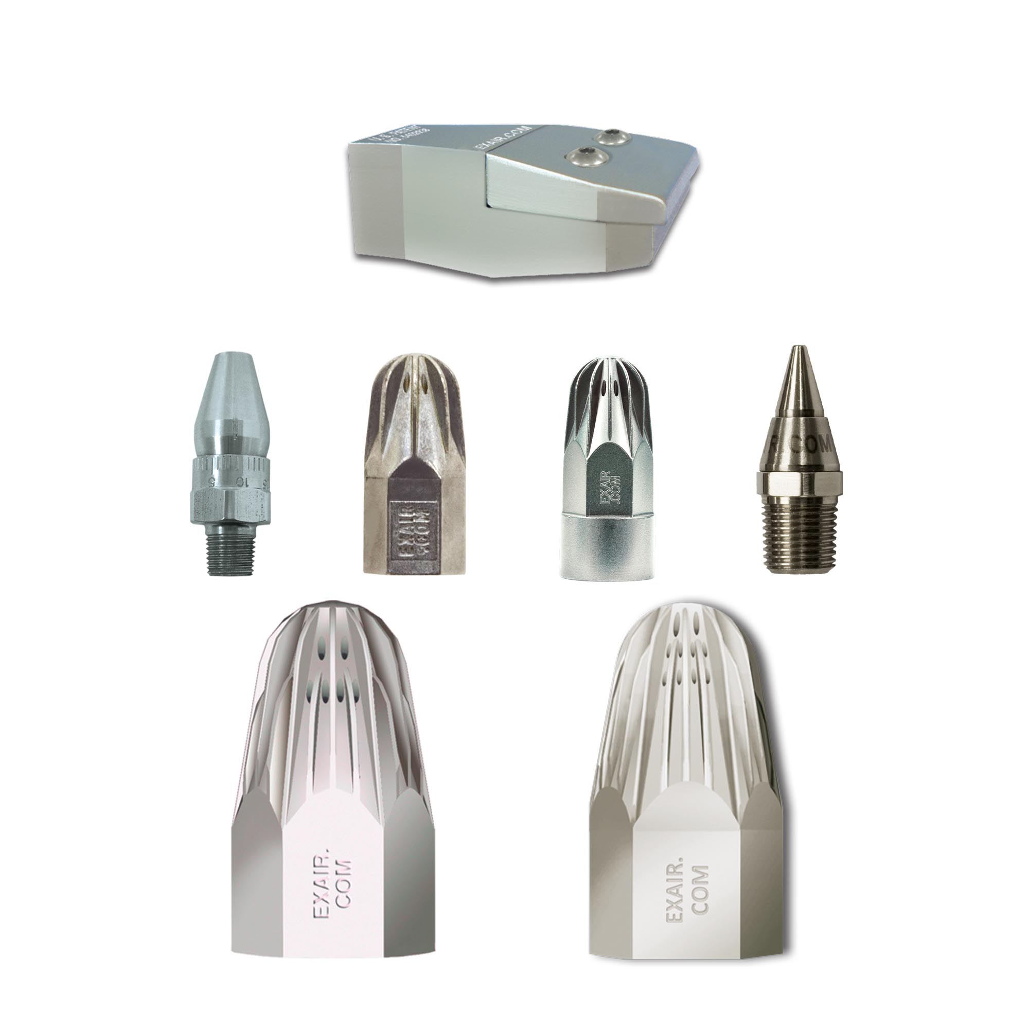 Model 1909SS Stainless Steel Blowoff Kit
