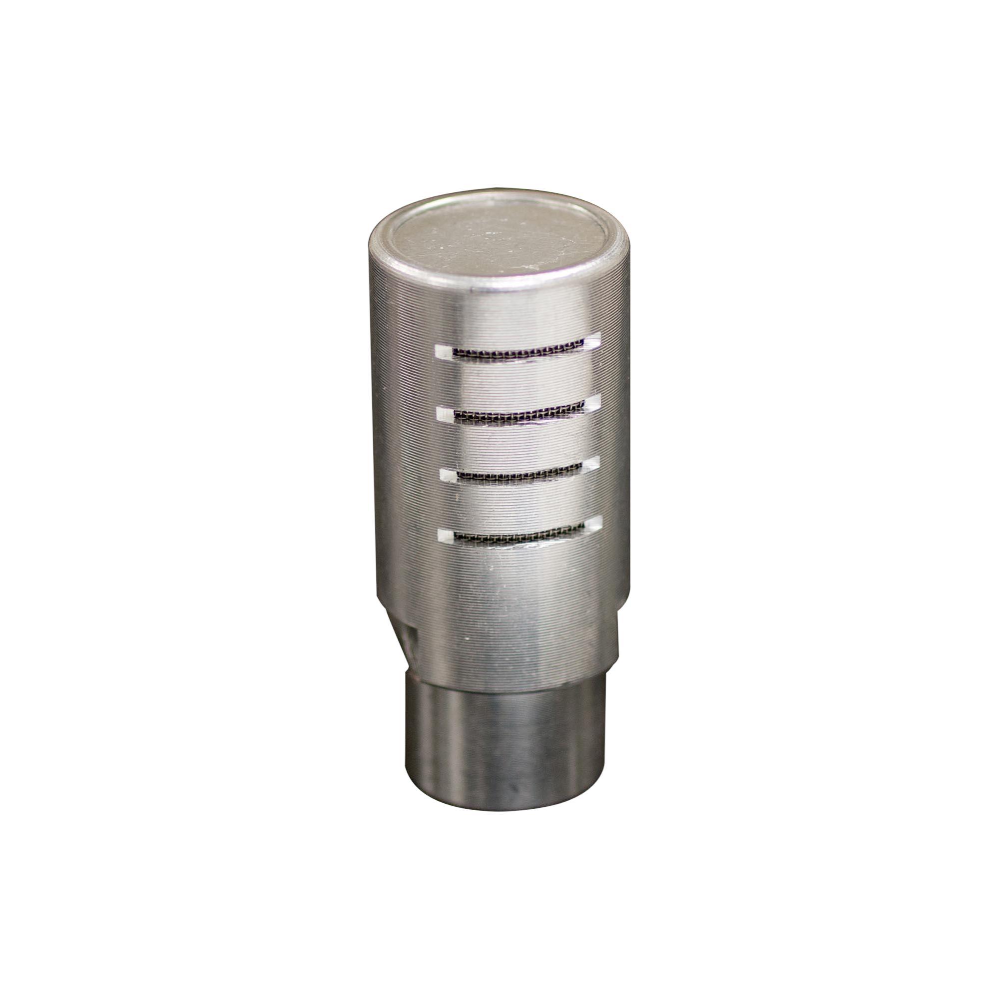 Model 3903 Hot Muffler for Small and Medium  2-40 SCFM Vortex Tubes