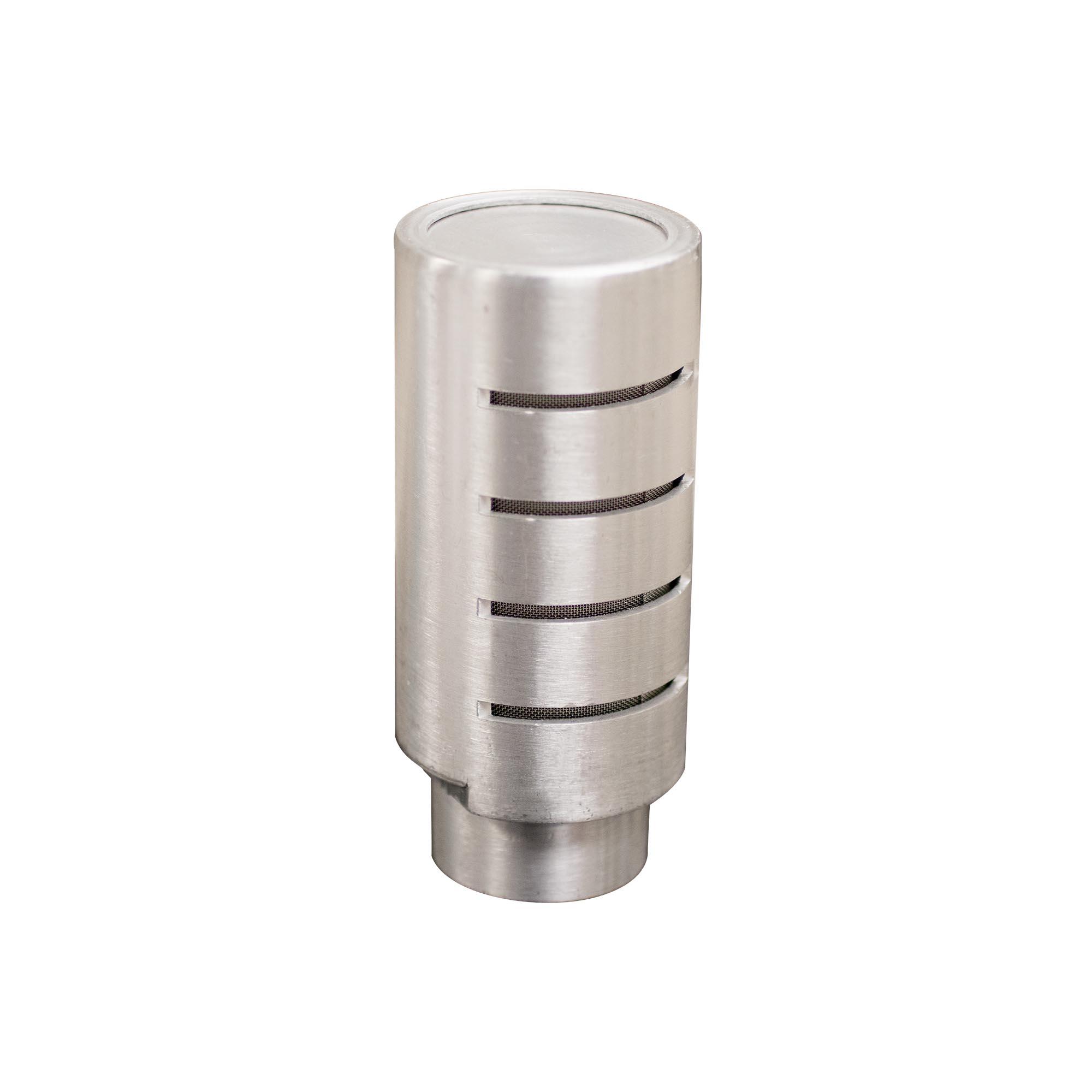 Model 3907 Hot Muffler for Large 50-150 SCFM Vortex Tubes