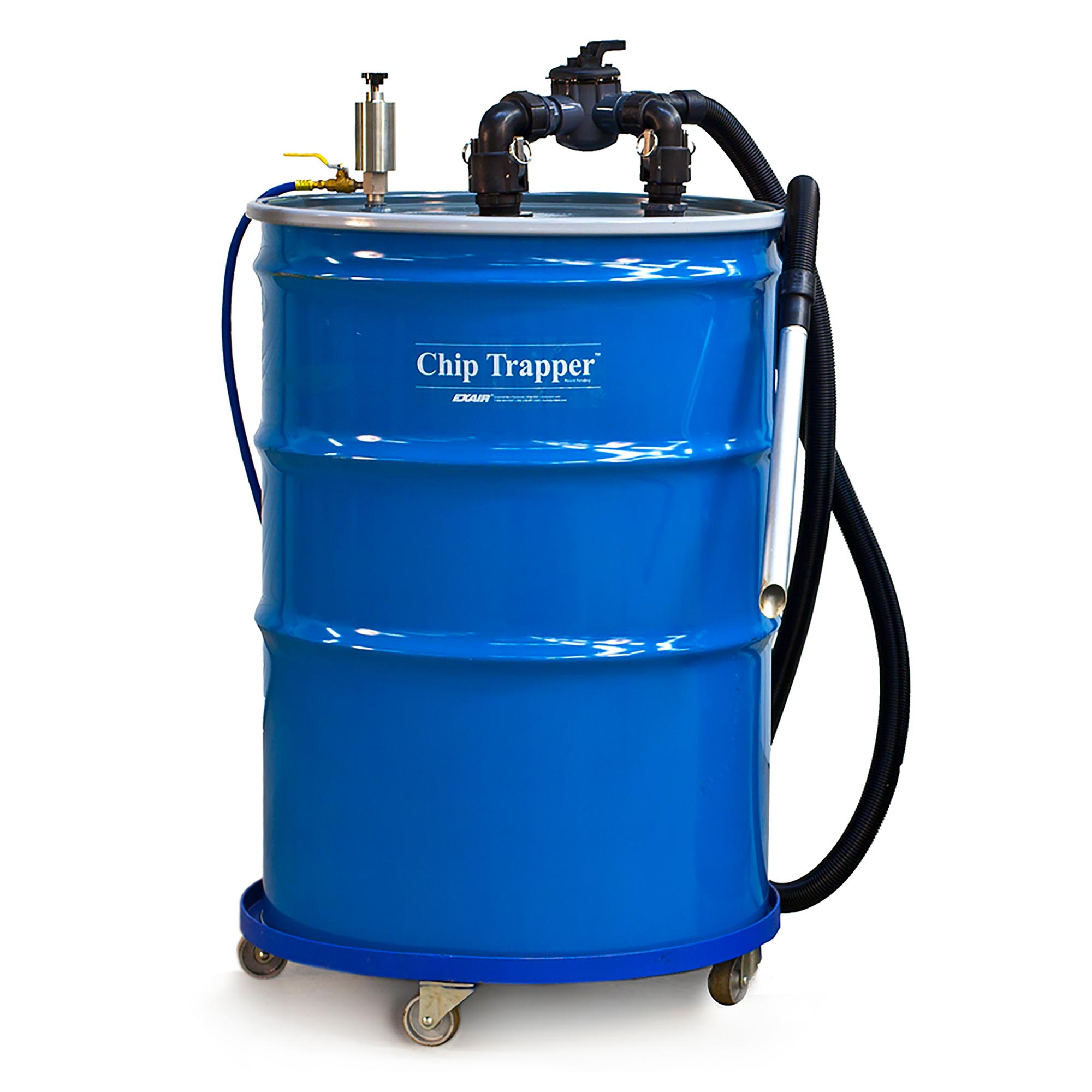 Model 6198-110 110 Gallon Chip Trapper System