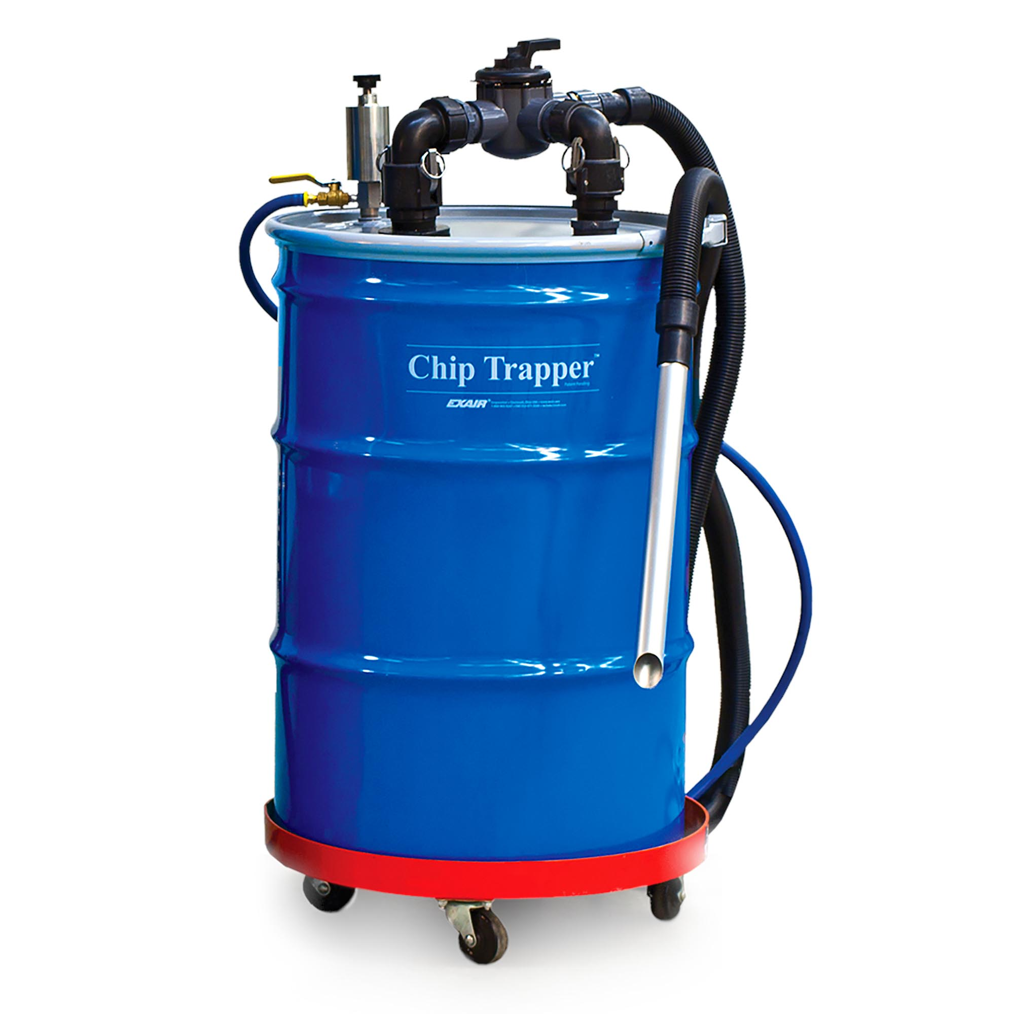 Model 6198 55 Gallon Chip Trapper System