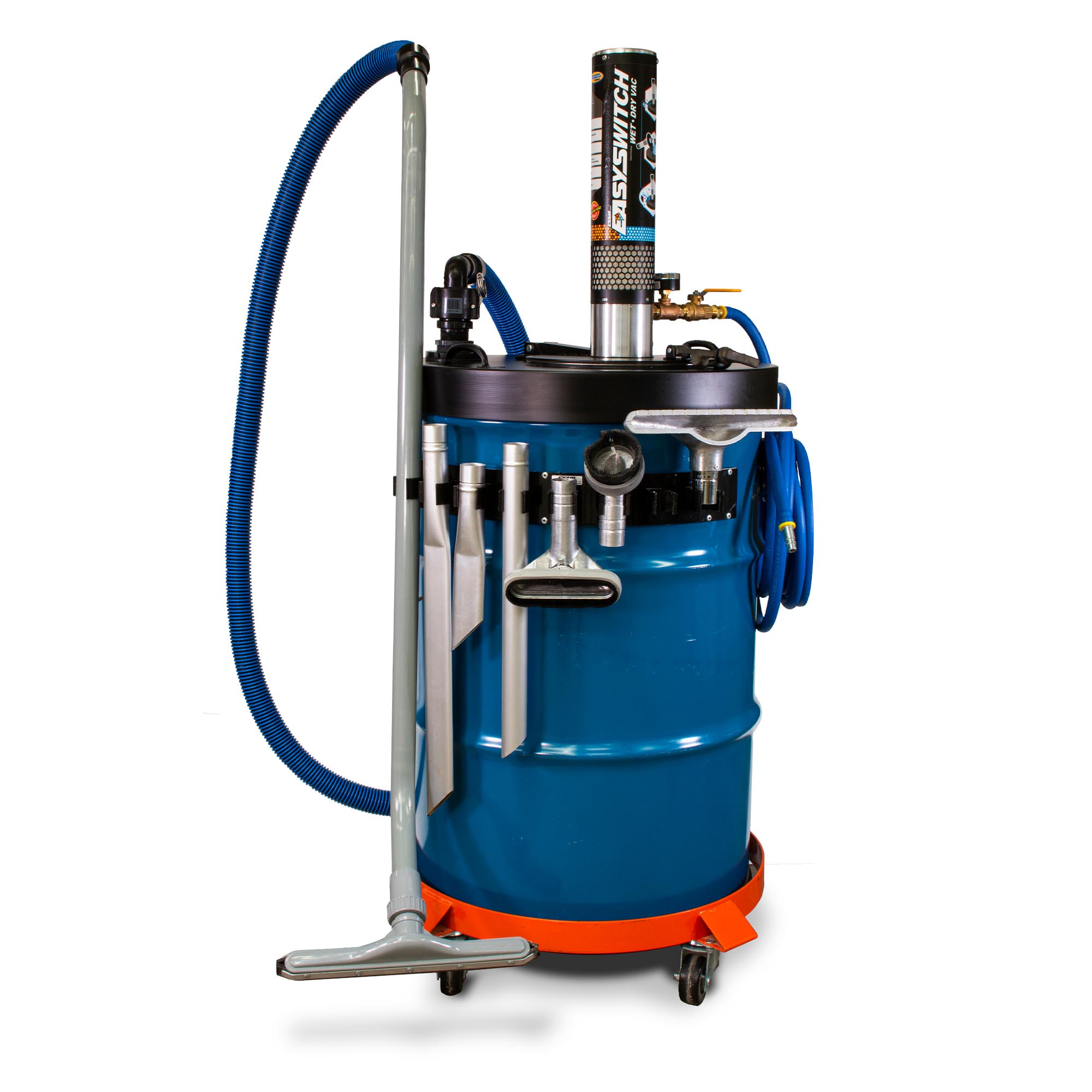 Model 6303 Premium HEPA EasySwitch Wet-Dry Vac System