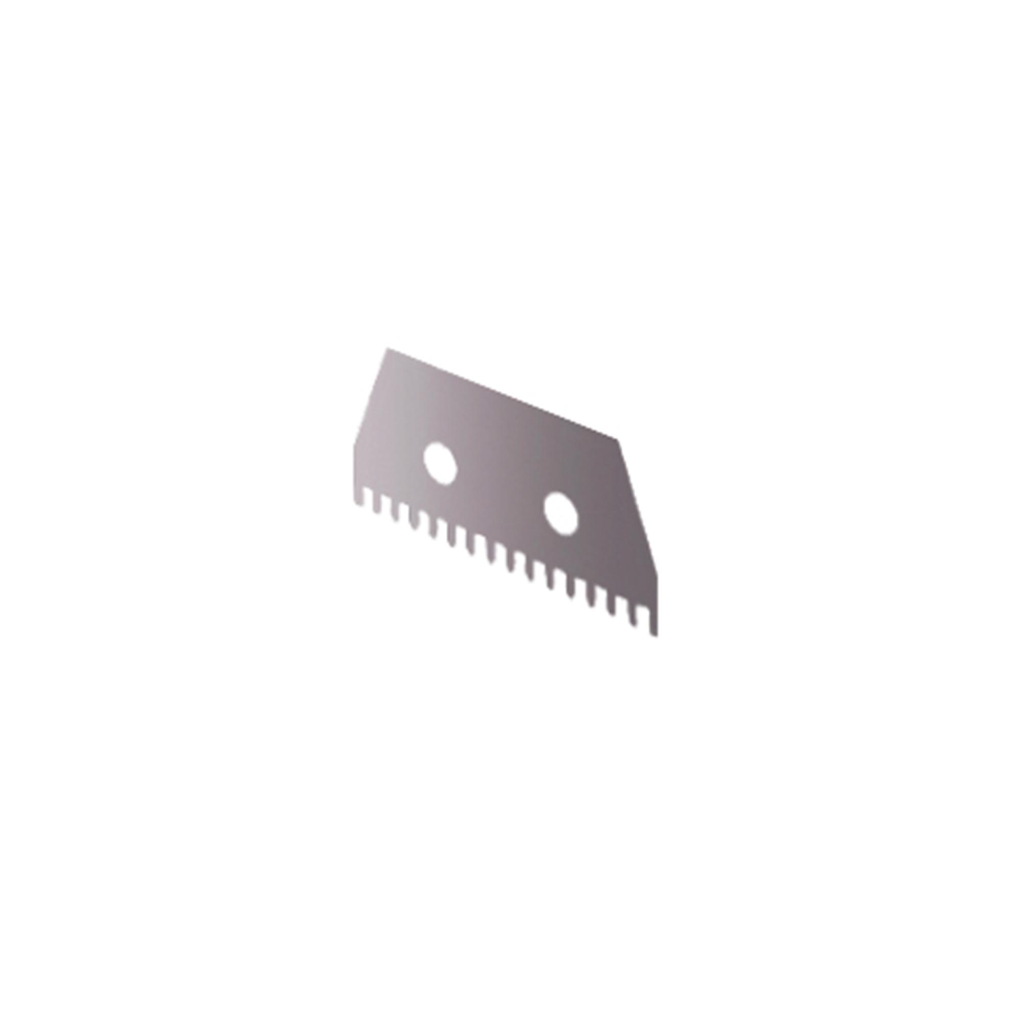 """Model 900632 2"""" Flat Super Air Nozzle Shim (.025"""" ) (316SS)"""