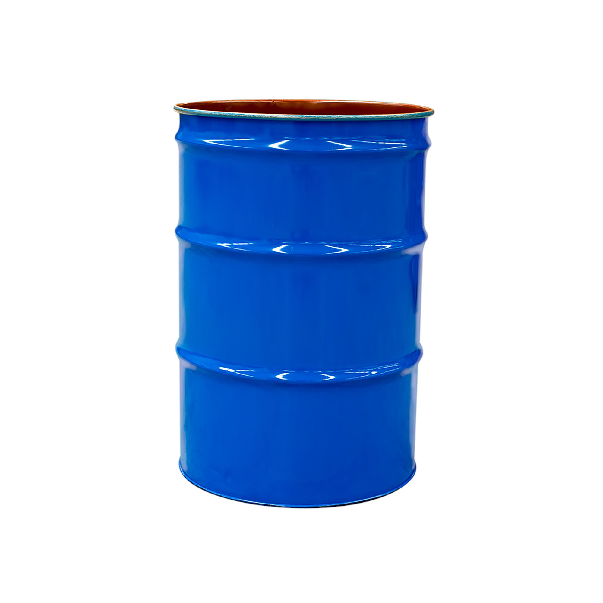 Model 901069-30 30 Gallon Open Top Drum only, no lid, no side latching ring