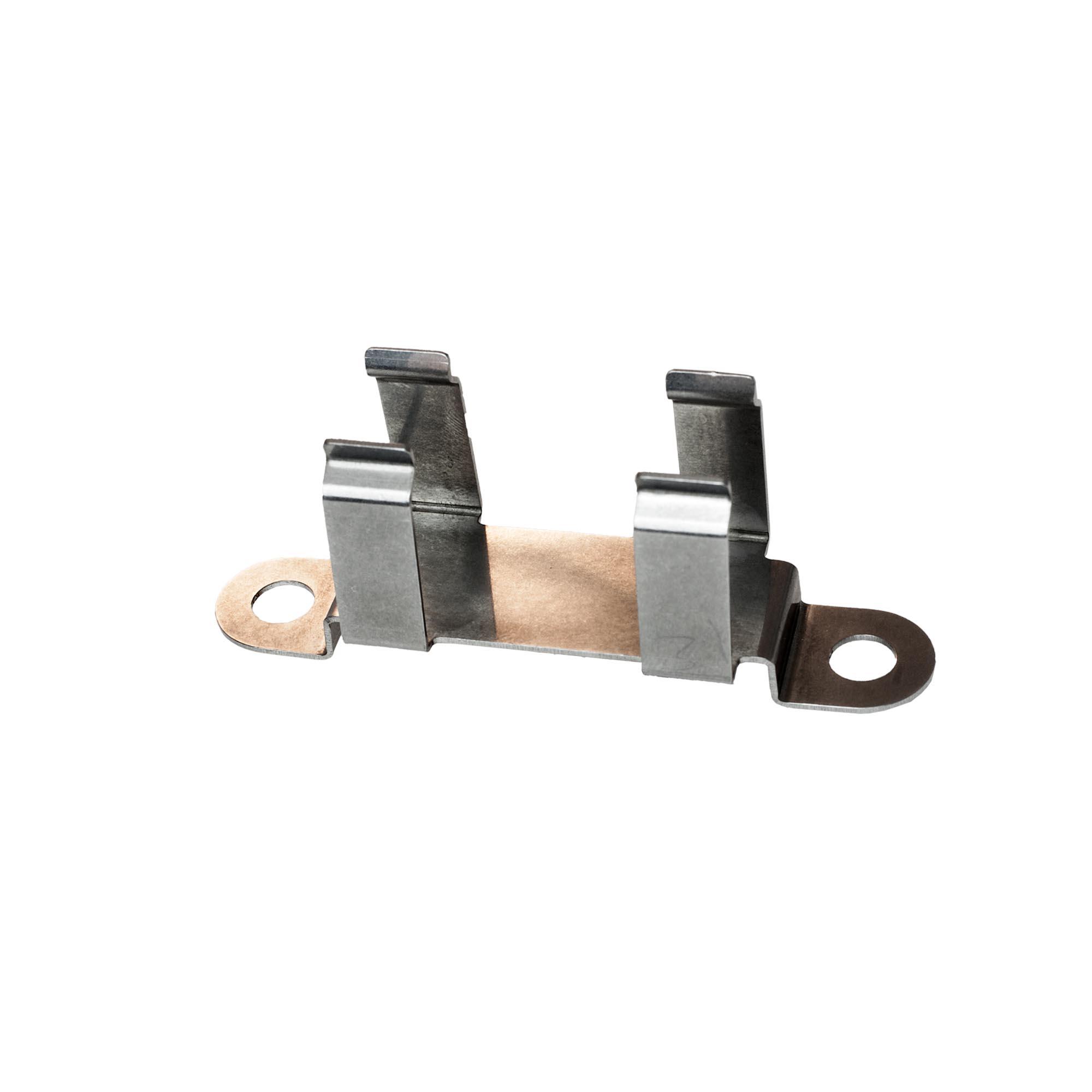 Model 901556 Mounting Bracket for 1/2 NPT Liquid Atomizing Nozzles.