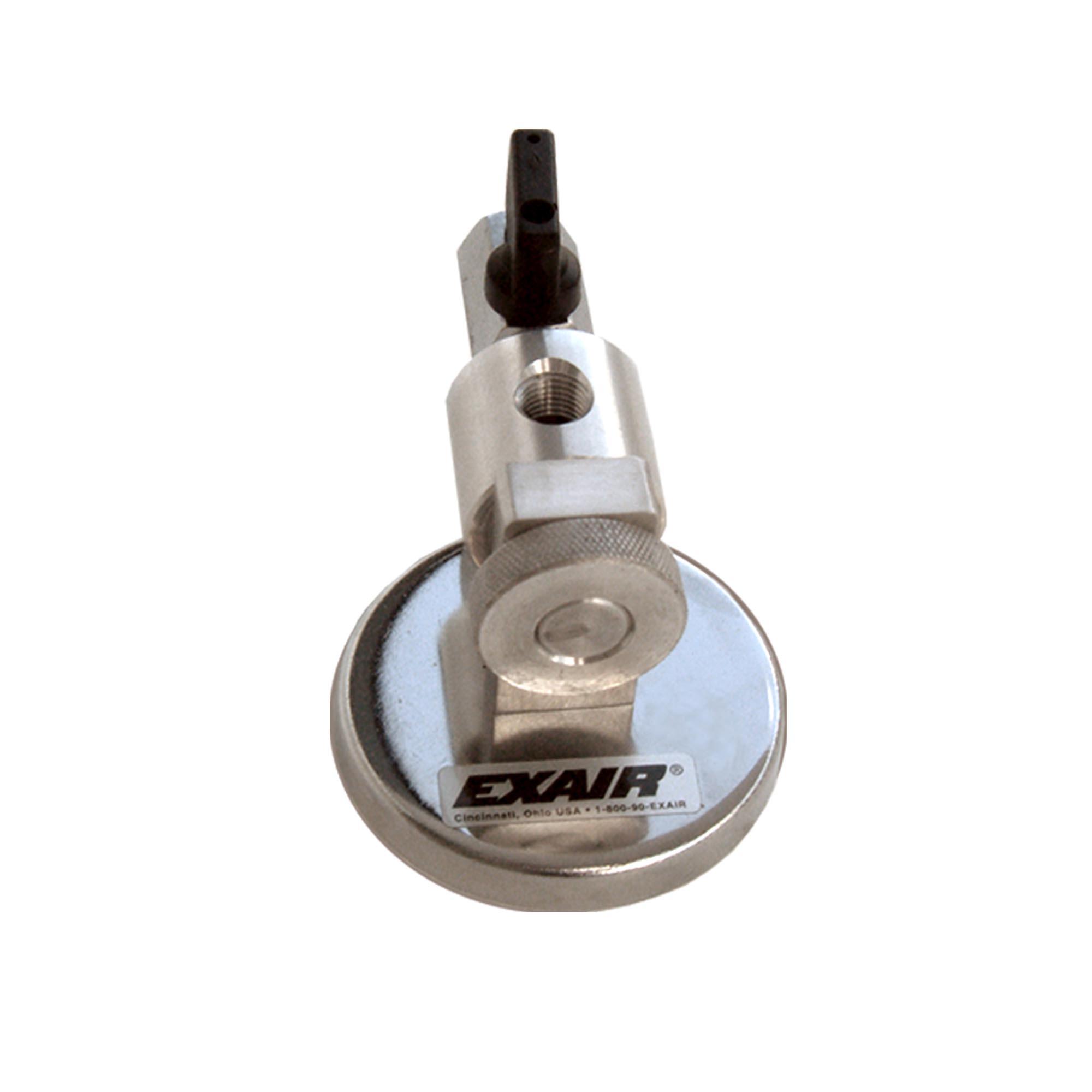 Model 9029 Swivel Magnetic Base, one outlet