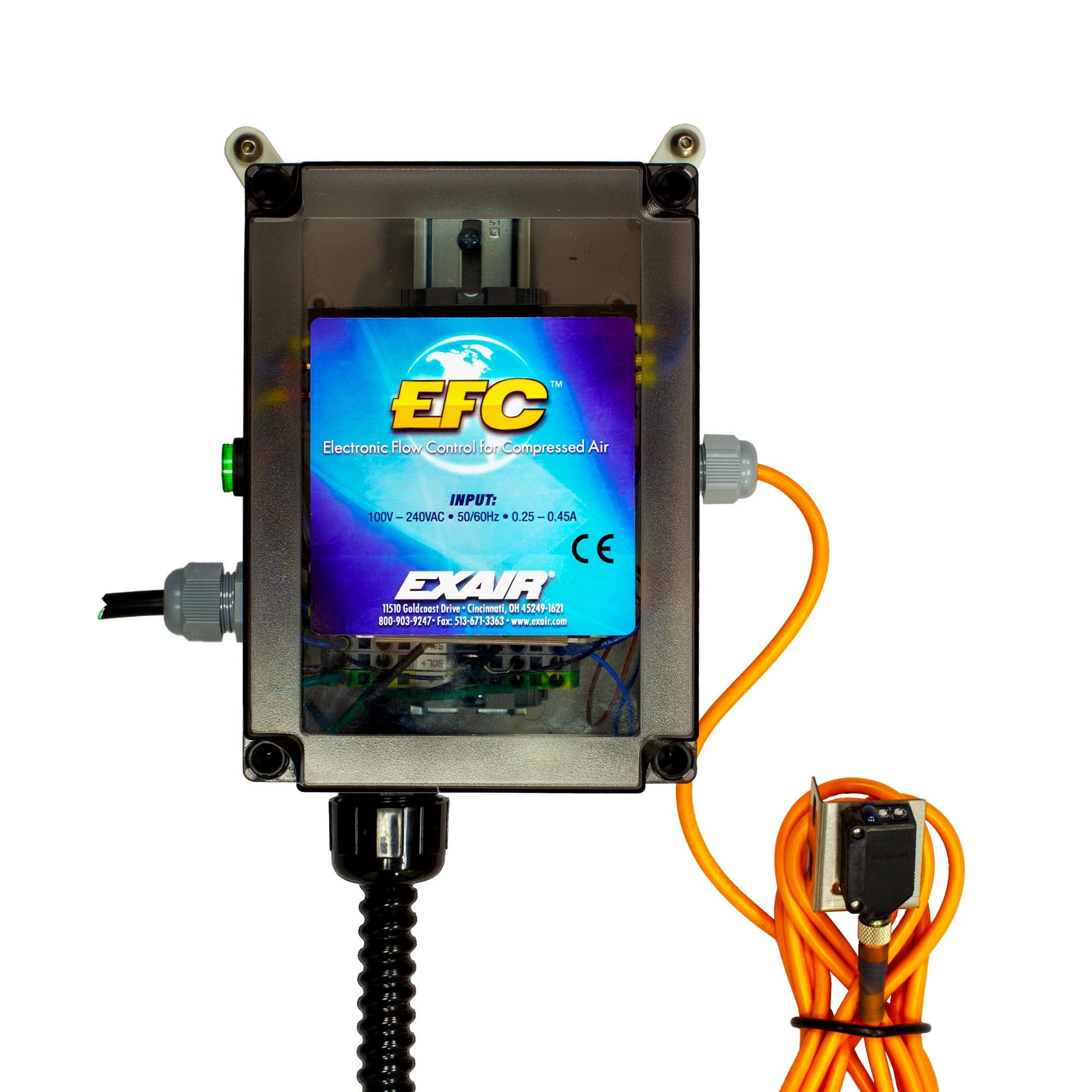 Model 9055 40 SCFM Electronic Flow Control