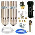 Model 4860SS-240 NEMA 4X 4,000 Btu/hr St. St. Cabinet Cooler System with Thermostat Control, 240V
