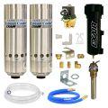 Model 4870-240 NEMA 4 4,800 Btu/hr Cabinet Cooler System with Thermostat Control, 240V