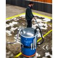 Reversible Drum Vac systems include the pump unit