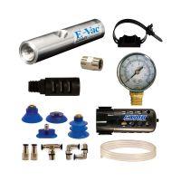 Model 812006H 6.2 SCFM E-Vac High Vacuum Generator Deluxe Kit with Standard Muffler (Non-Porous)