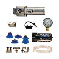 Model 842015 15.4 SCFM Adjustable E-Vac Deluxe Kit