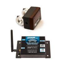 "Model 9091ZG-DG 3/4"" Digital Flowmeter, Wireless Capability and Flowmeter Gateway"