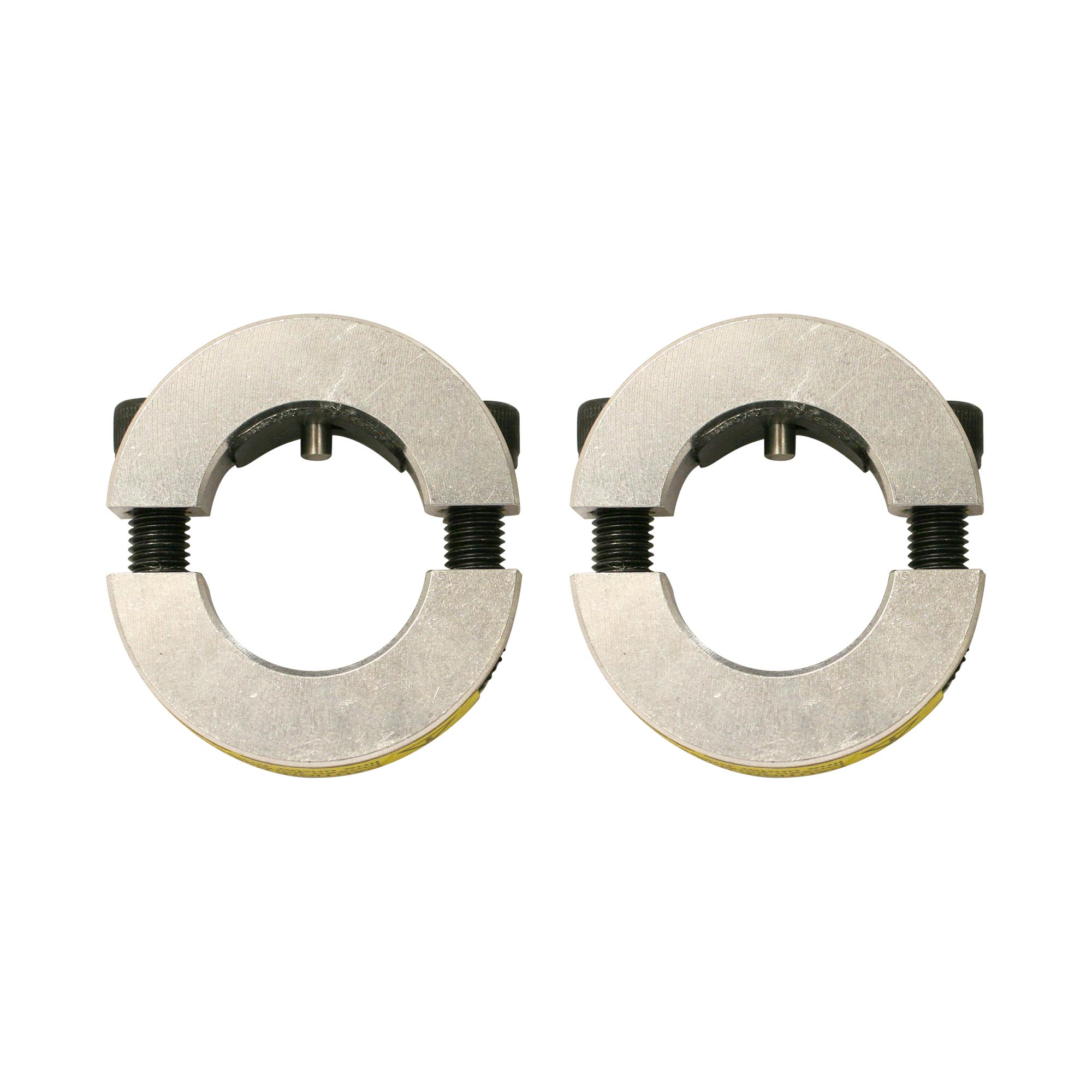 Block-Off Rings are available if you should ever need to relocate your Digital Flowmeter.