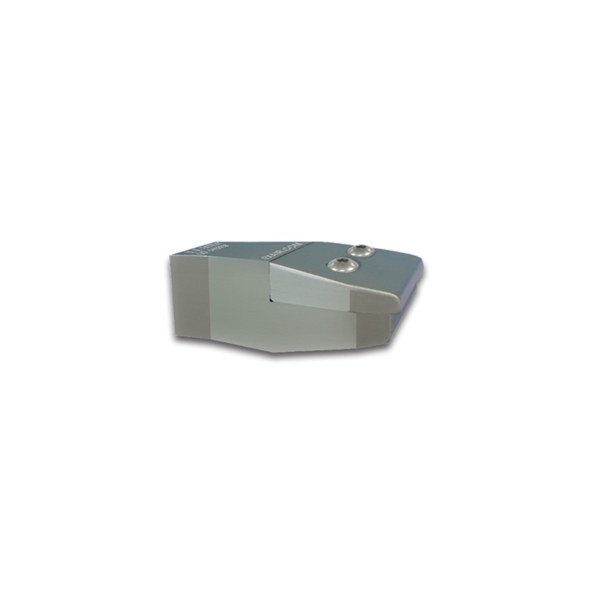 "Model HP1125 1/4 FNPT 2"" High Power Flat Super Air Nozzle"