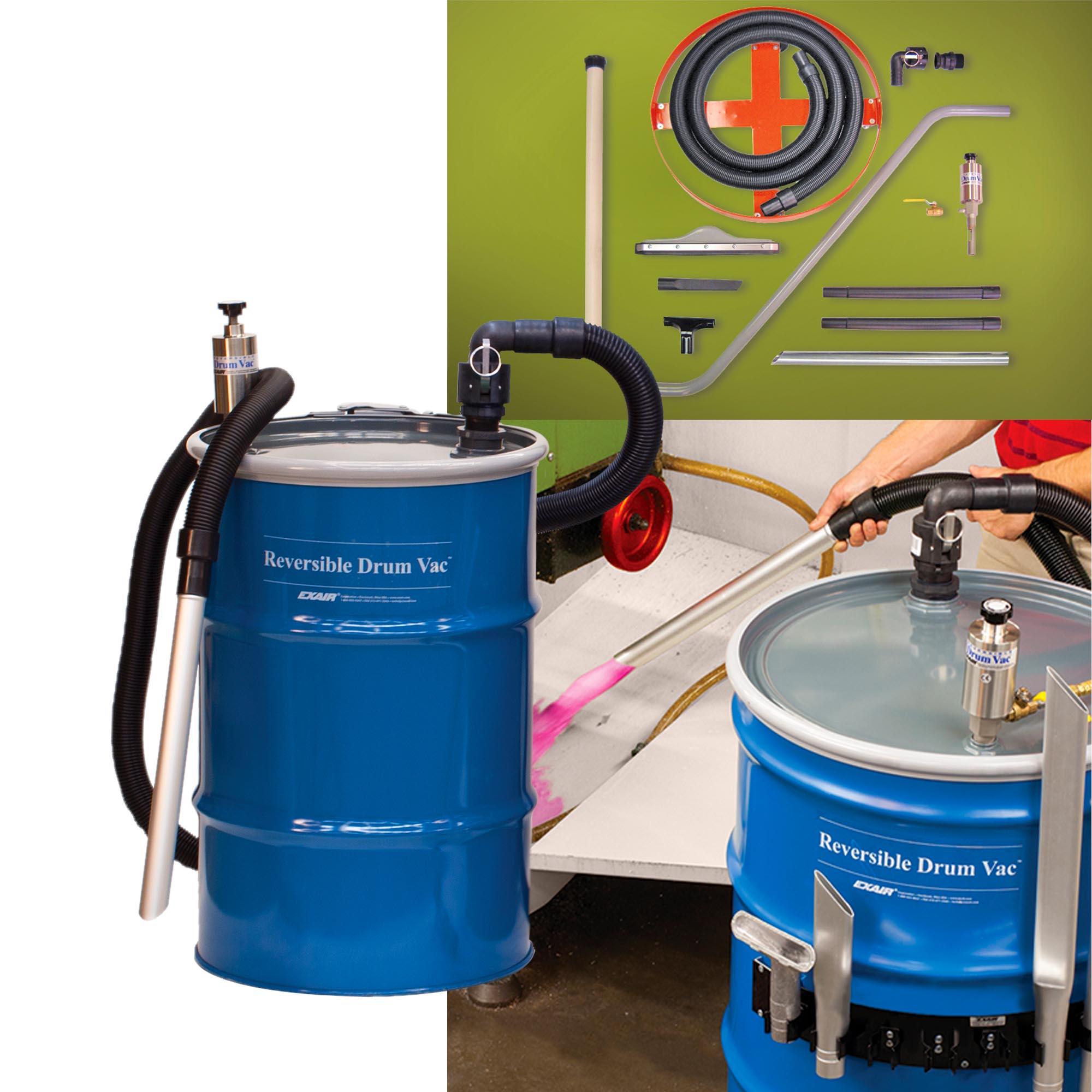 Reversible Drum Vac Accessories