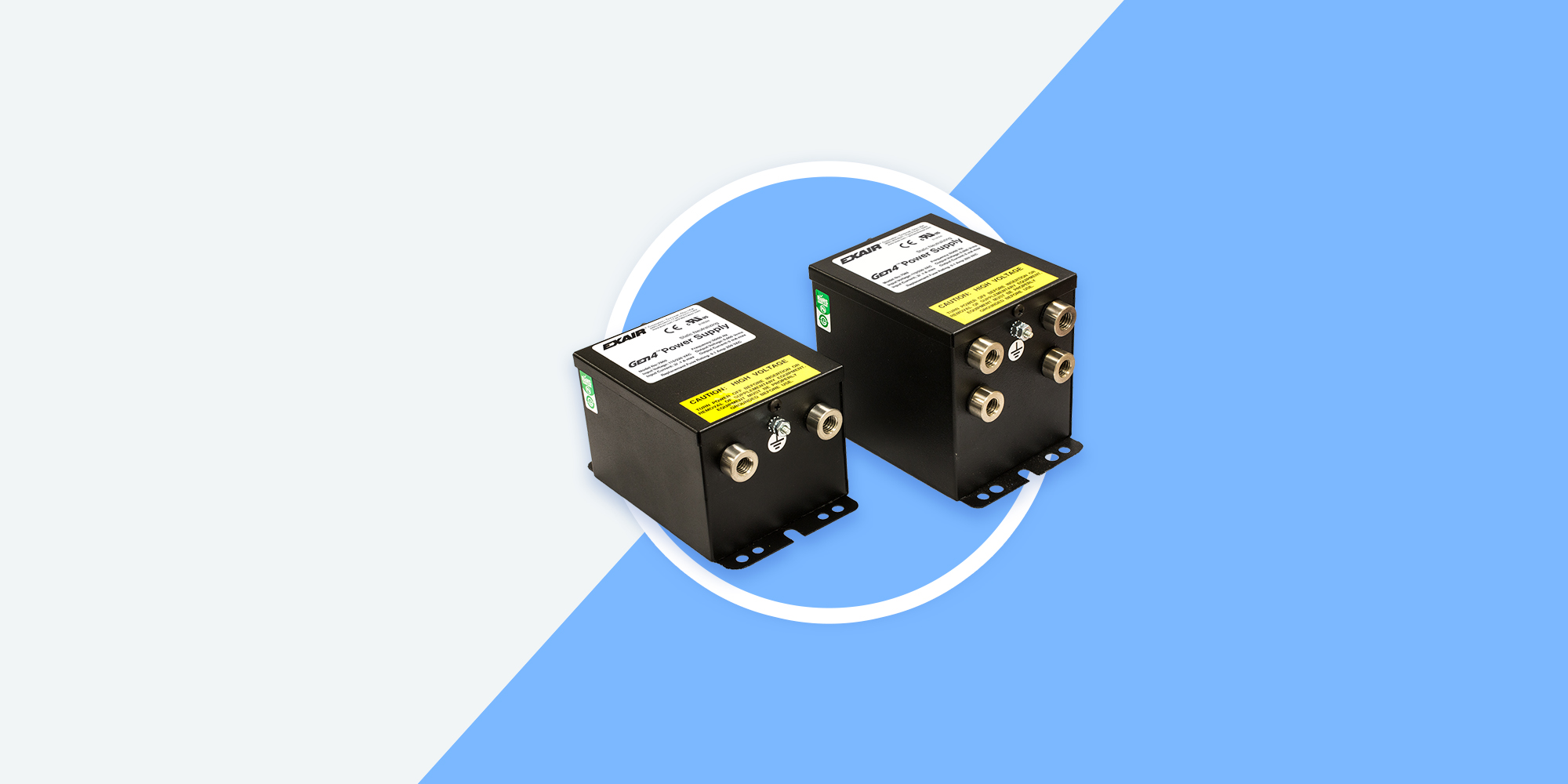Four Outlet Selectable Voltage Power Supply