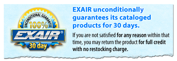 Exair Guarantee