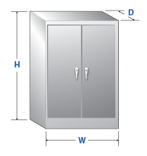 Enclosure Dimensions
