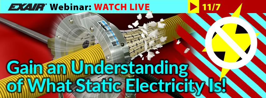 ebinar - Understanding Static Electricity