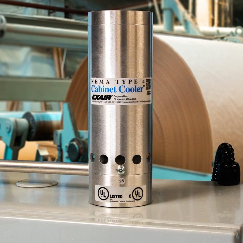 Custom Cabinet Cooler